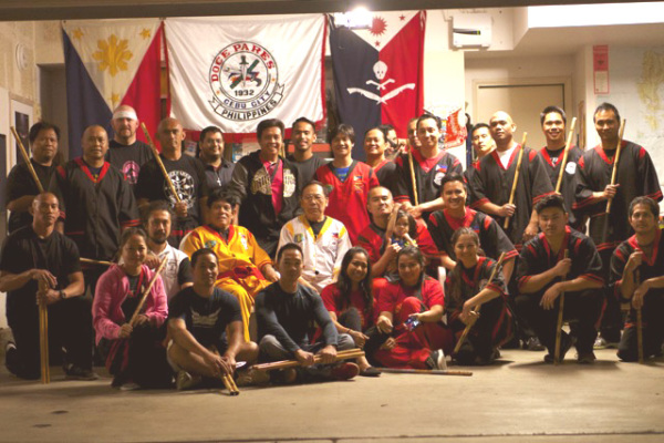 San Diego Club with SGM Dionisio Cañete